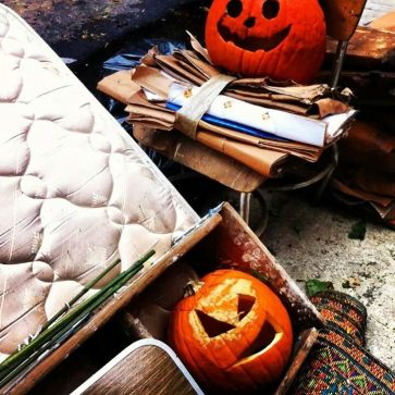 Trick or Treat - Hurricane Sandy