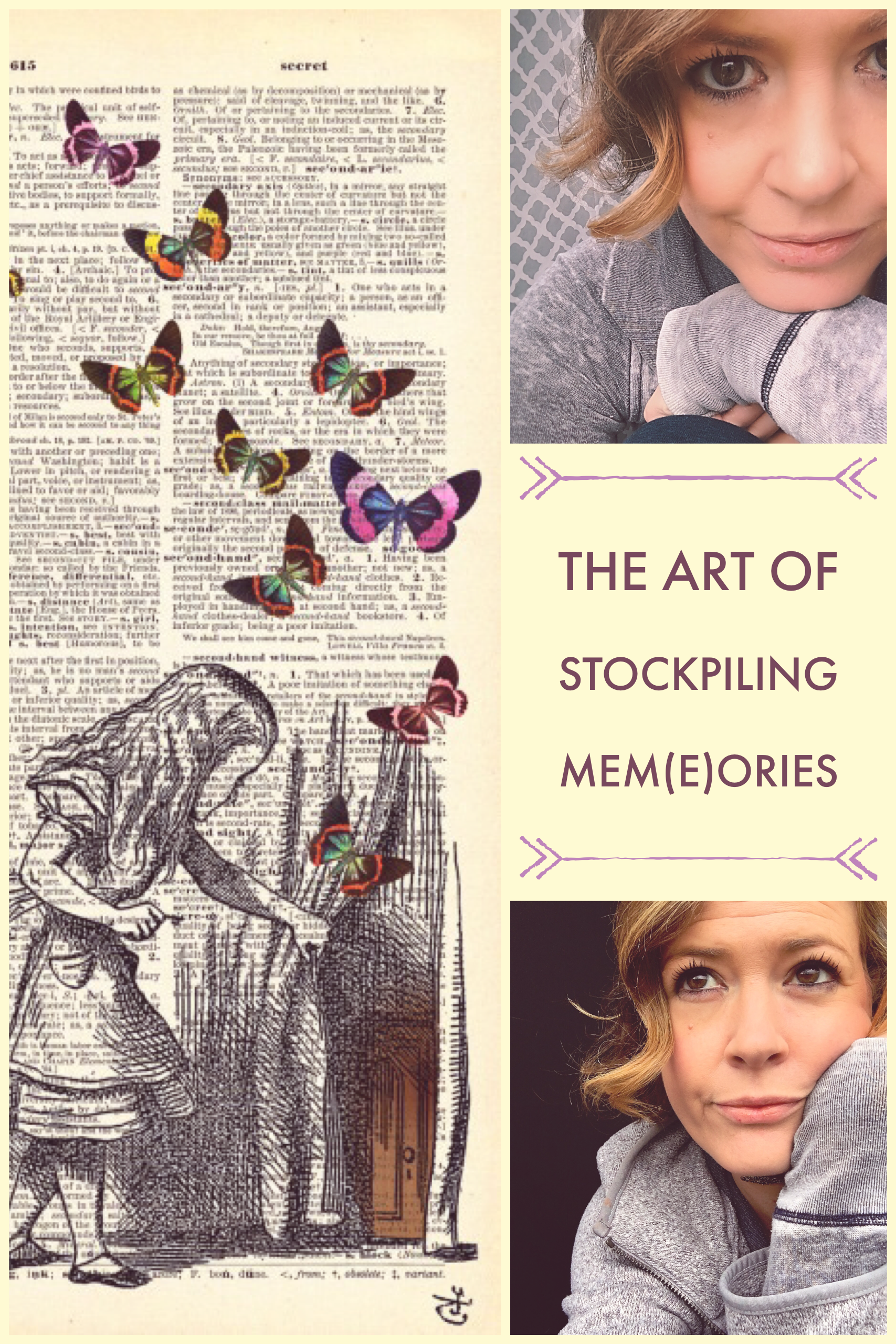 The Art of Stockpiling Mem(e)ories
